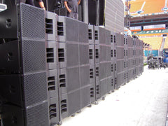 Lab Gruppen PLM 20000Q, Sub Package, Using CLAIR i-5b Sub, Low Frequency Vertical Array Loudspeaker