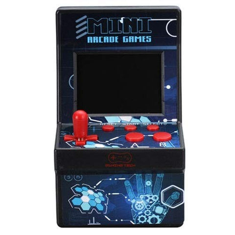 Youtaimei Satisfactory product Mini Retro Games Handheld Console Toy Portable Arcade Games Machine Play Retro Sports Puzzle Games Arcade Shooting