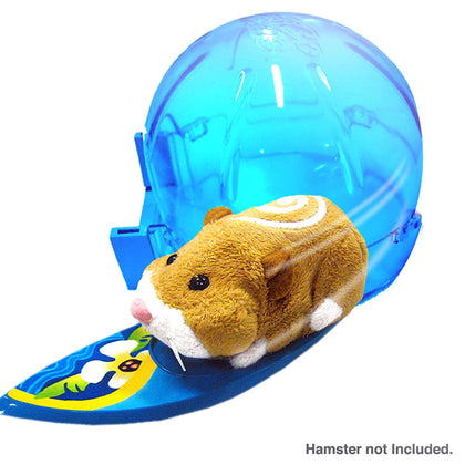 Zhu Zhu Pets Hamster Add On Skateboard and U Turn