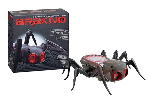 """Arakno The Awesome"" Interactive Arachnid Toy"