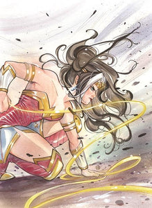 FUTURE STATE IMMORTAL WONDER WOMAN #1 (OF 2) CVR B PEACH MOMOKO CARD STOCK VAR - PRESALE - 1/19/2021