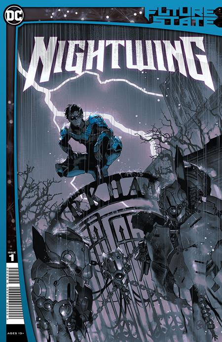 FUTURE STATE NIGHTWING #1 (OF 2) CVR A YASMINE PUTRI - PRESALE - 1/19/2021