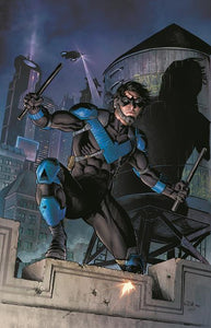FUTURE STATE NIGHTWING #1 (OF 2) CVR B NICOLA SCOTT CARD STOCK VAR - PRESALE - 1/19/2021