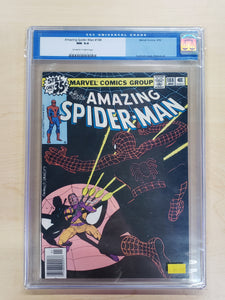 The Amazing Spider-Man #188 CGC 9.4