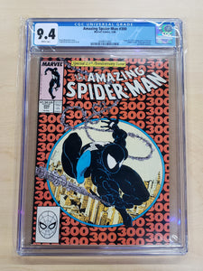 The Amazing Spider-Man #300 CGC 9.4