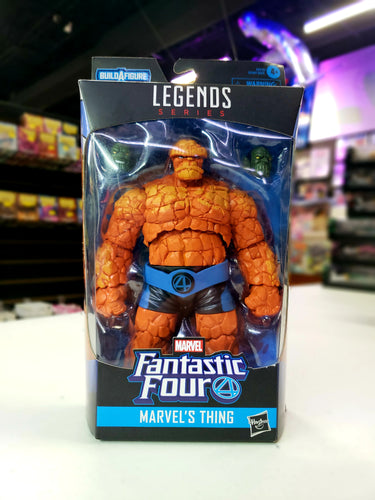 Marvel Legends 6-Inch Marvel's Thing