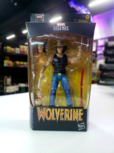 Marvel Legends 6-Inch Cowboy Logan