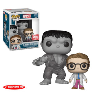 Funko Pop! The Hulk & Bruce Banner MCC Exclusive