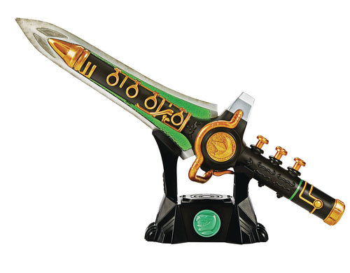 POWER RANGERS LIGHTNING COLL MMPR DRAGON DAGGER - PRESALE - AUGUST 2020