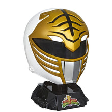 Load image into Gallery viewer, Power Rangers Lightning Collection Mighty Morphin White Ranger Helmet