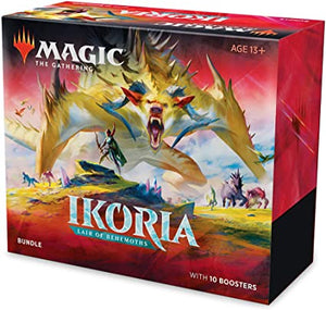 MAGIC THE GATHERING: IKORIA: LAIR OF BEHEMOTHS BUNDLE