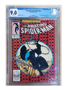 The Amazing Spider-Man #300 CGC 9.0