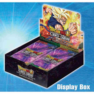 DRAGON BALL SUPER TCG: UNISON WARRIOR SERIES 1: RISE OF THE UNISON WARRIOR BOOSTER