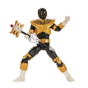 POWER RANGERS LIGHTNING 6IN ZEO GOLD RANGER AF - PRESALE - JULY 2020