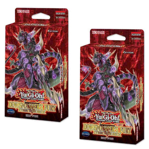 YU-GI-OH! CCG: STRUCTURE DECK - DINOSMASHER'S FURY UNLIMITED PRESALE