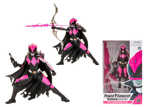 POWER RANGERS LIGHTNING 6IN MMPR RANGER SLAYER AF - PRESALE JUNE 2020