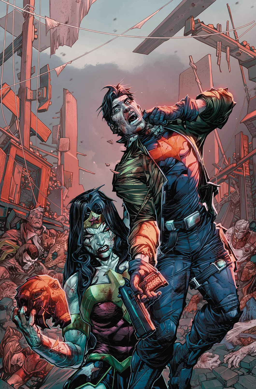 DCEASED UNKILLABLES #3 (OF 3) - PREORDER 5/19/2020
