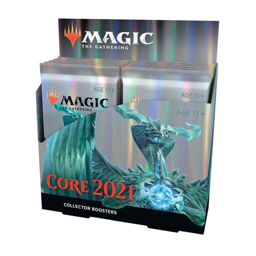 MAGIC THE GATHERING: CORE 2021 COLLECTOR BOOSTER - PRESALE - 7/03/2020