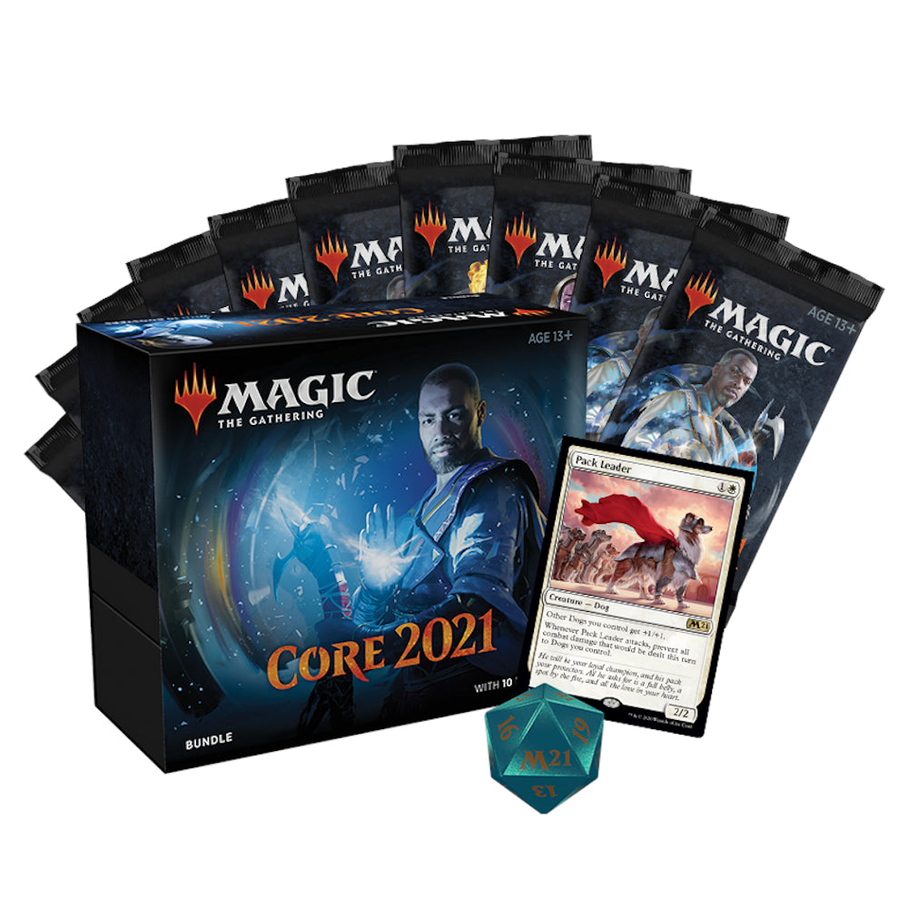 MAGIC THE GATHERING: CORE 2021 BUNDLE - PRESALE - 7/3/2020