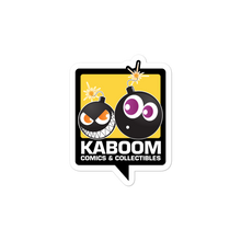 Load image into Gallery viewer, Kaboom Logo sticker