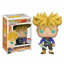 Load image into Gallery viewer, Funko Pop! Super Saiyan Trunks 2016 NYC Exclusive