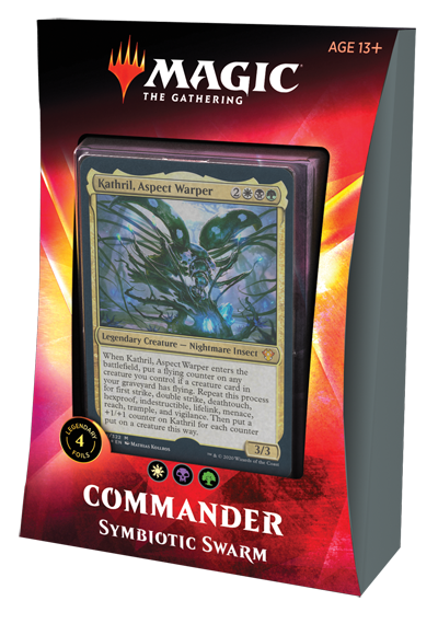 Magic the Gathering: Commander 2020 - Ikoria - Symbiotic Swarm (PRESALE)