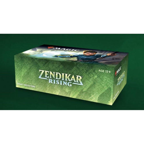MAGIC THE GATHERING: ZENDIKAR RISING: DRAFT BOOSTER