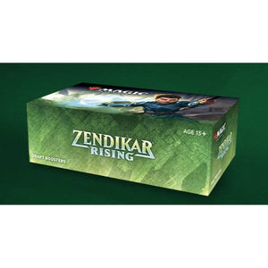 MAGIC THE GATHERING: ZENDIKAR RISING: DRAFT BOOSTER - PREORDER - 9/25/2020