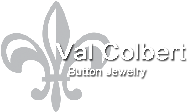 Val Colbert Button Jewelry