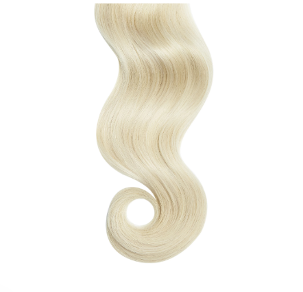 #613 Bleach Blonde Silk Base Hair Toppers