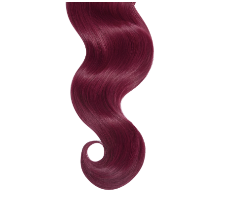 #BURG Silk Base Hair Toppers