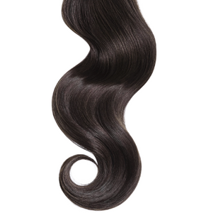 #2 Dark Brown Monofilament Base Hair Topper