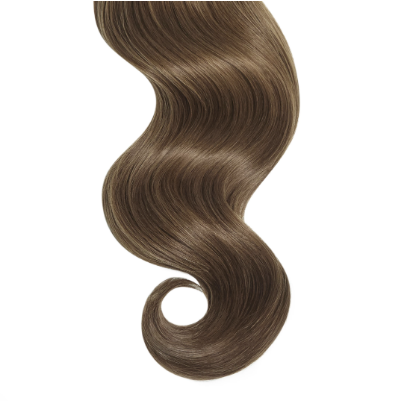 #6 Light Brown Silk Base Hair Toppers