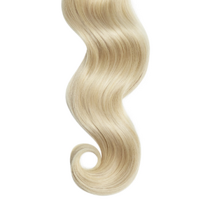 #22 Off Blonde Human Hair Seamless Clip In Extensions