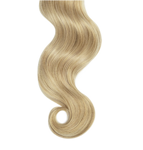 #22 Beige Blonde Silk Base Hair Toppers