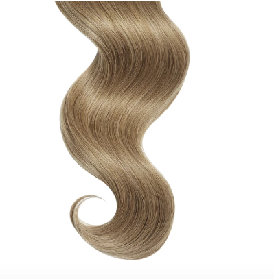 #12 Dirty Blonde Monofilament Base Hair Topper