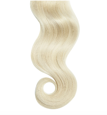 #613 Beach Blonde Monofilament Base Hair Topper