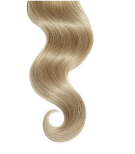 #16 Sandy Blonde Human Hair Hand Tied Weft