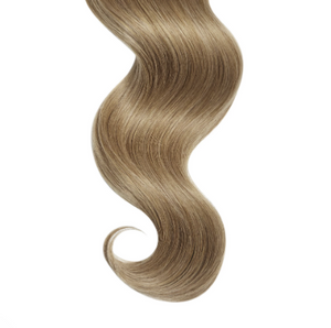 #12 Dirty Blonde Human Hair Hand Tied Weft