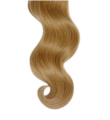 #30 Copper Ash Brown Human Hair Hand Tied Weft