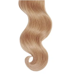 #Strawberry Blonde Tape In Solid Colour Extensions