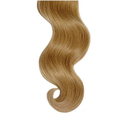 #30 Copper Ash Brown Straight Human Hair I Tip Extensions