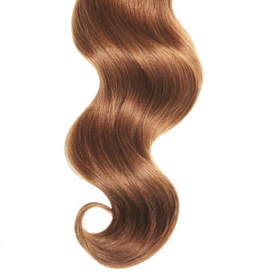 #32 Pumpkin Spice Straight Human Hair I Tip Extensions