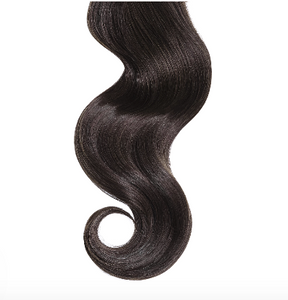 #2 Dark Brown Human Hair Luxury Invisible Tape In Extension