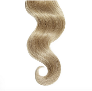 #16 Sandy Blonde Human Hair Luxury Invisible Tape In Extension