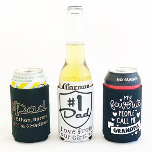 Customised Stubby Holder