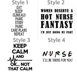 Men's Nurse T shirt