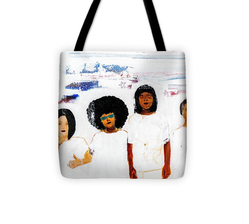 Where I Live - Tote Bag