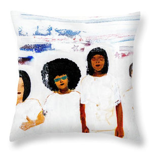 Where I Live - Throw Pillow