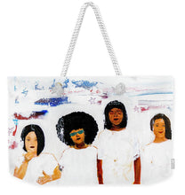 Load image into Gallery viewer, Where I Live - Weekender Tote Bag